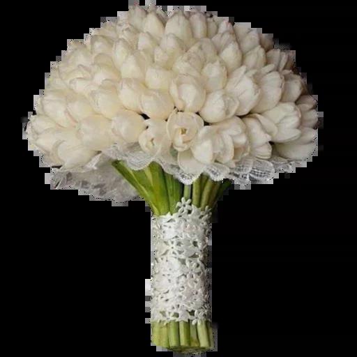 White Flowers @ykinanah - Sticker 7
