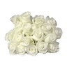 White Flowers @ykinanah - Tray Sticker