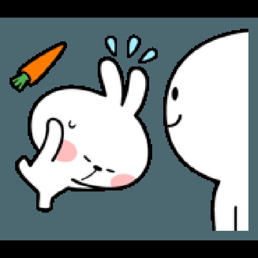 Spoiled Rabbit 7 - Sticker 26