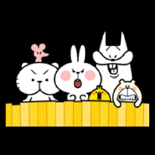 Spoiled Rabbit 7 - Sticker 22