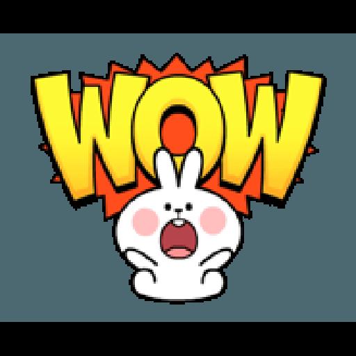 Spoiled Rabbit 7 - Sticker 13