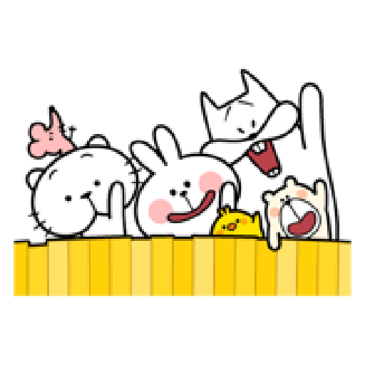 Spoiled Rabbit 7 - Sticker 15