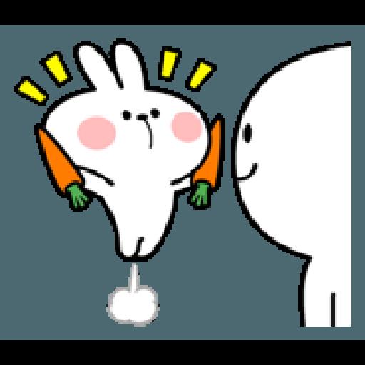Spoiled Rabbit 7 - Sticker 16