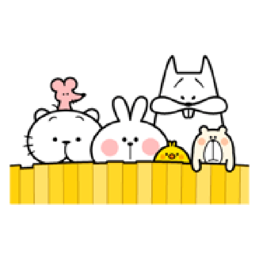 Spoiled Rabbit 7 - Sticker 19