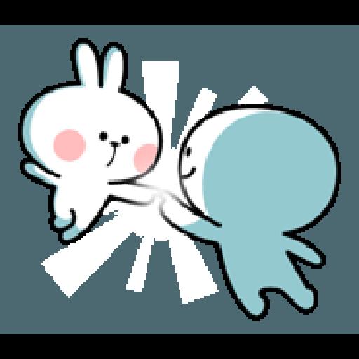 Spoiled Rabbit 7 - Sticker 20
