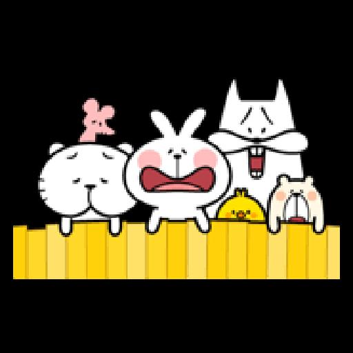 Spoiled Rabbit 7 - Sticker 21