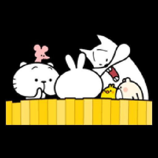Spoiled Rabbit 7 - Sticker 6