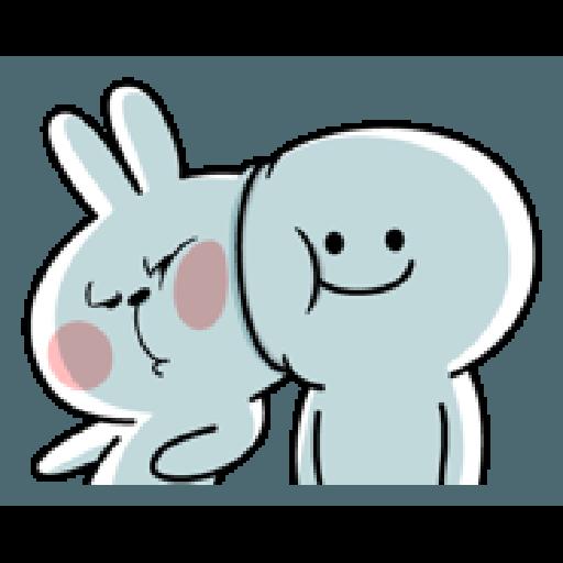 Spoiled Rabbit 7 - Sticker 28