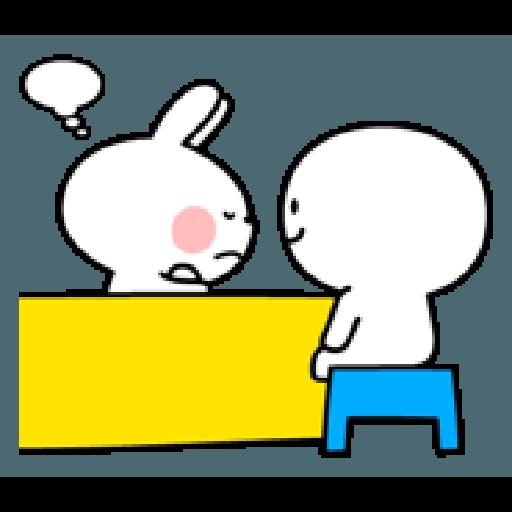 Spoiled Rabbit 7 - Sticker 5