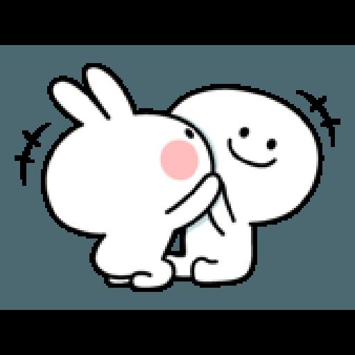 Spoiled Rabbit 7 - Sticker 1