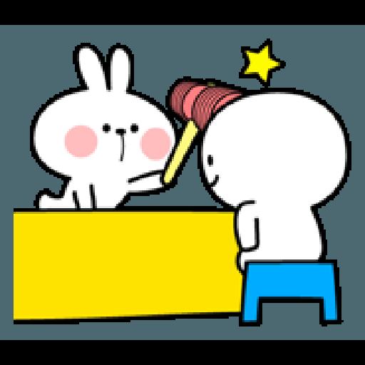 Spoiled Rabbit 7 - Sticker 4