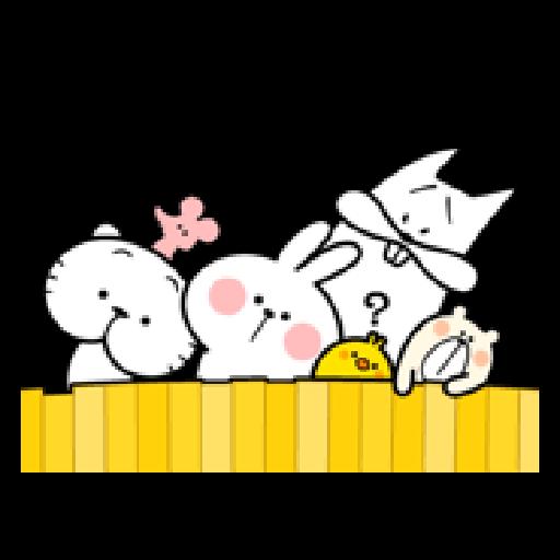 Spoiled Rabbit 7 - Sticker 17