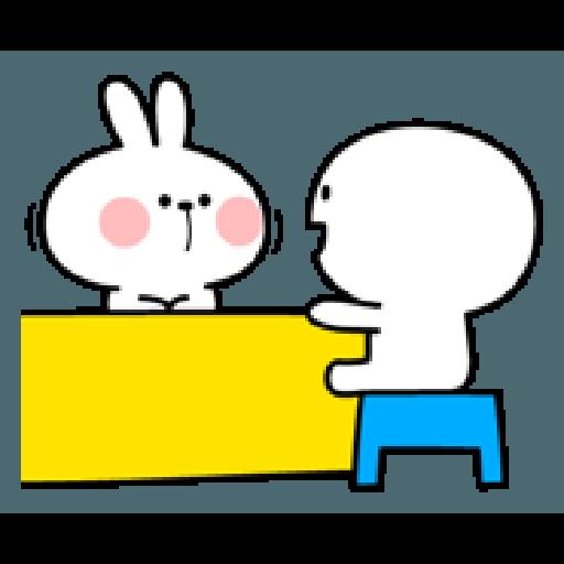 Spoiled Rabbit 7 - Sticker 10