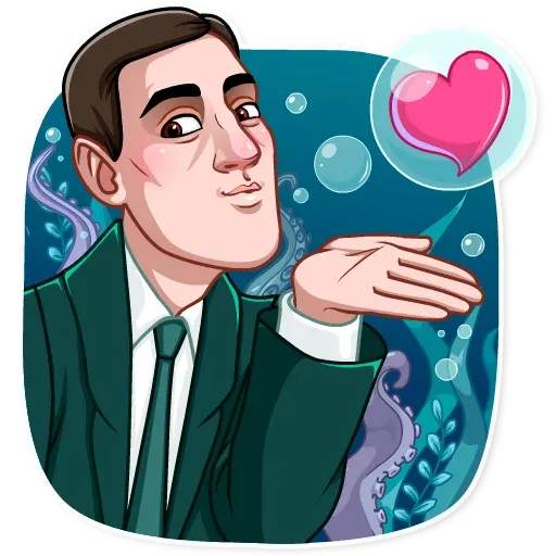 Lovecraft - Sticker 2