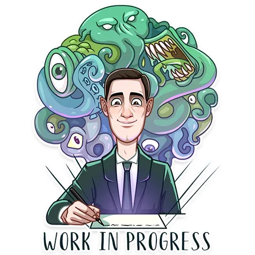 Lovecraft - Sticker 6