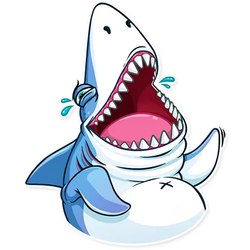 Shark - Sticker 1