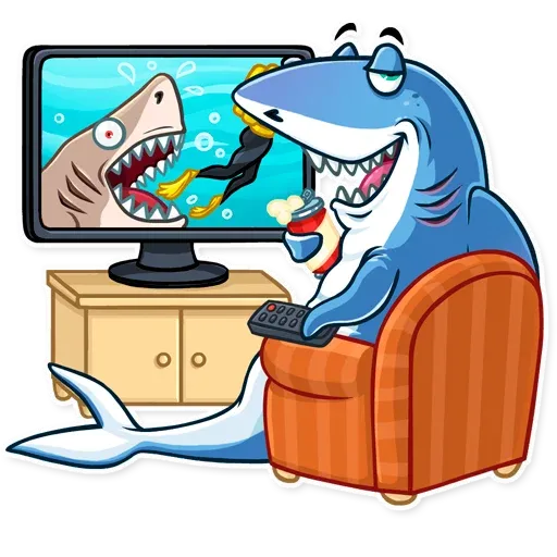 Shark - Sticker 6