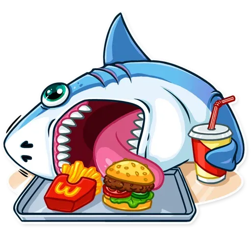 Shark - Sticker 5