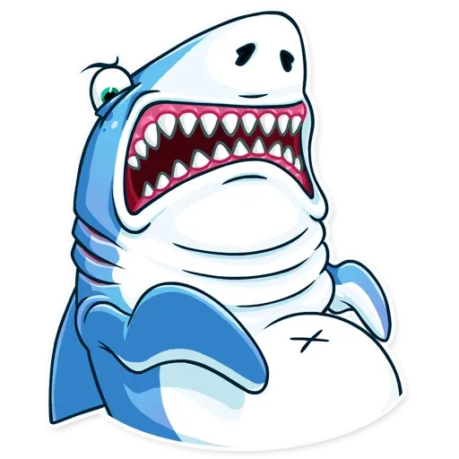 Shark - Sticker 16