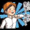 逆襲 激動真心話 - Tray Sticker