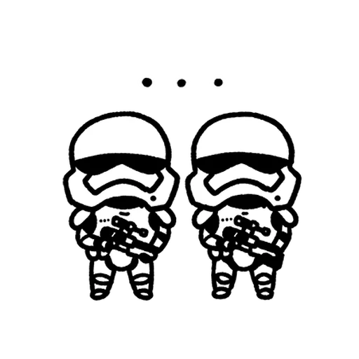 Starwars - Sticker 12