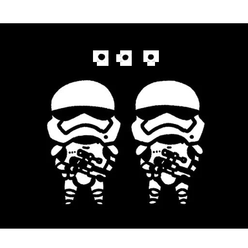 Starwars - Sticker 12