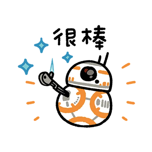 Starwars - Sticker 4