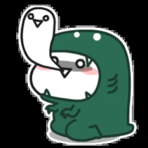 乖巧宝宝CP - Sticker 4