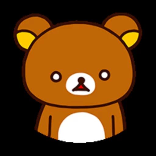 懶熊 - Sticker 16