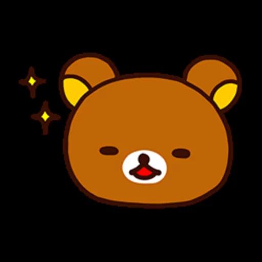 懶熊 - Sticker 10