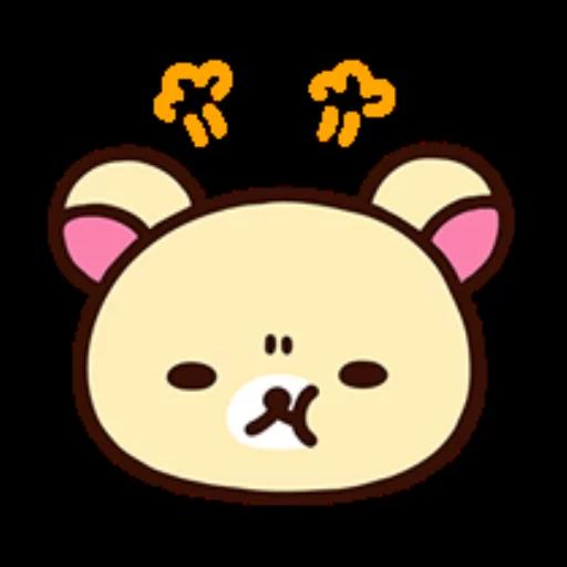 懶熊 - Sticker 7