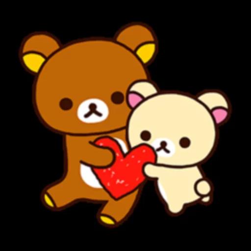 懶熊 - Sticker 17