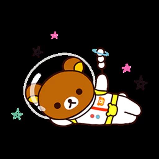 懶熊 - Sticker 9
