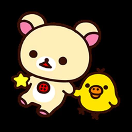 懶熊 - Sticker 18