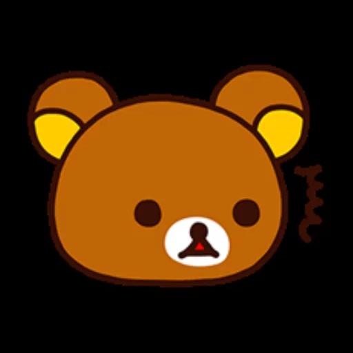 懶熊 - Sticker 15