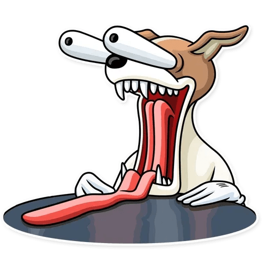Dog lol - Sticker 3