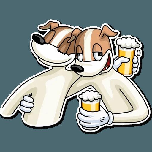 Dog lol - Sticker 28