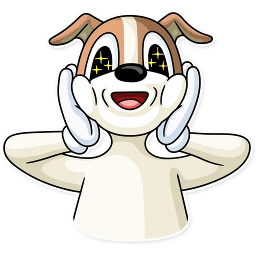 Dog lol - Sticker 27