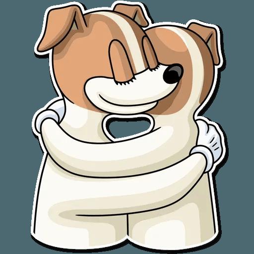 Dog lol - Sticker 11