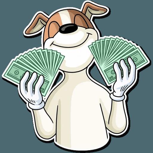 Dog lol - Sticker 20