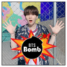 BTS - Dynamite - Tray Sticker