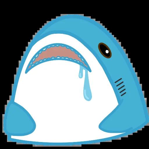鯊魚哥1 - Sticker 11