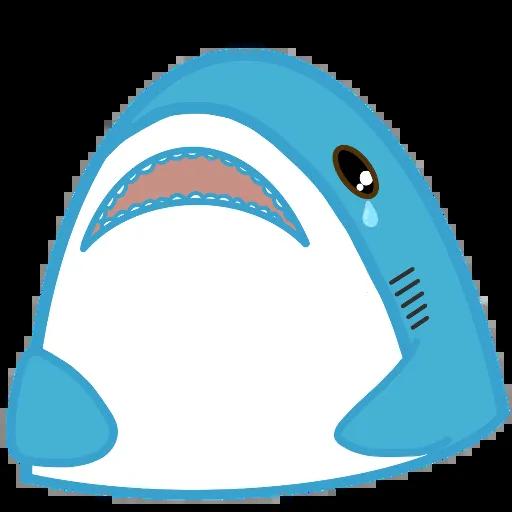 鯊魚哥1 - Sticker 12