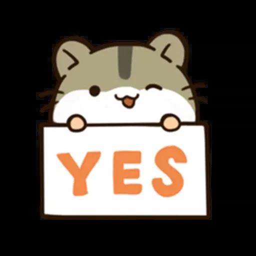 Cutie - Sticker 2