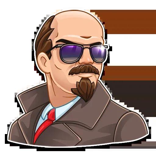 Lenin - Sticker 6