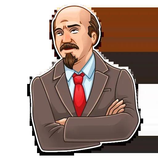 Lenin - Sticker 27