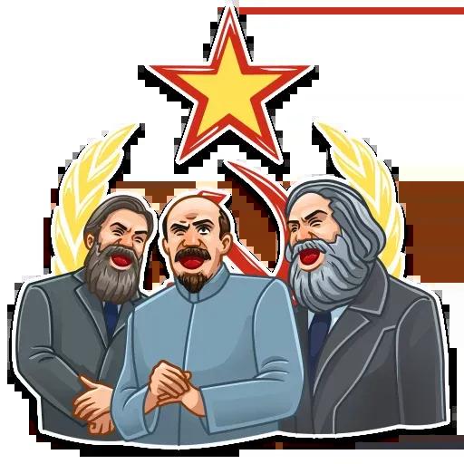 Lenin - Sticker 23