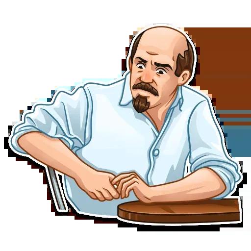 Lenin - Sticker 28