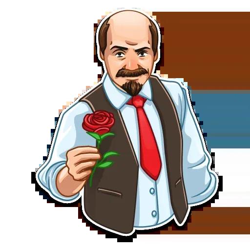 Lenin - Sticker 30