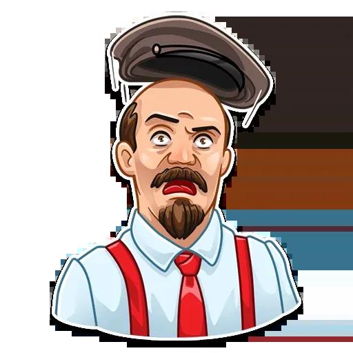 Lenin - Sticker 4